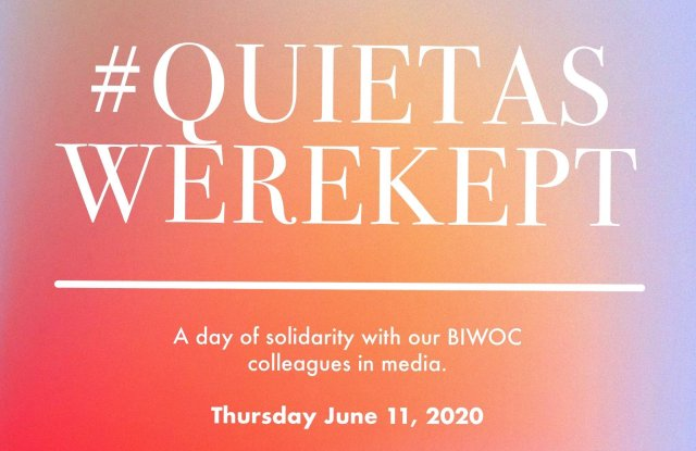 #QuietAsWereKept Campaign Gains Traction on Social Media