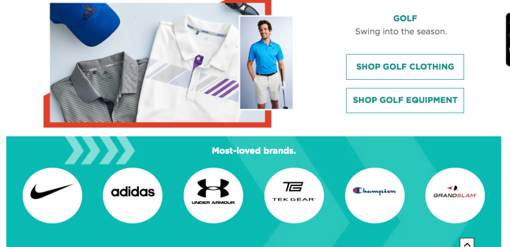 Activewear is a popular choice for Father's Day this year at Kohl's.