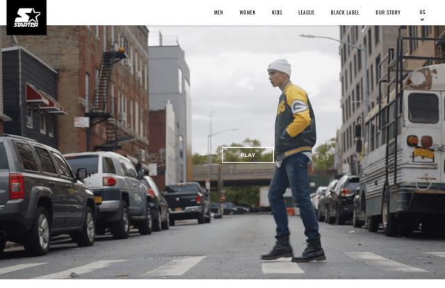Starter web site