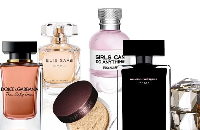 Some brands in Shiseido's portfolio.