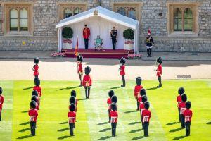 Queen Elizabeth IIQueen Elizabeth II official birthday celebration, Windsor, UK - 13 Jun 2020