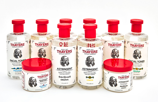 L'Oréal to Acquire Thayers Natural Remedies