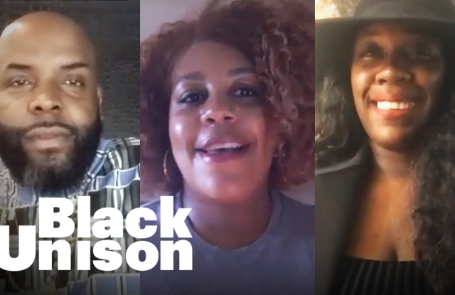 Black Unison | Voices of Hairstylists