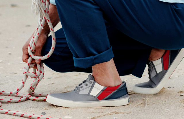 Sperry launches #KickOutPlastic campaign.