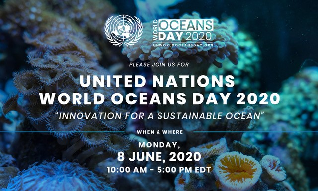 UN, United Nations, World oceans day, oceans, sustainability
