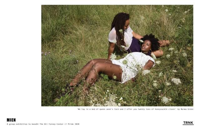 Photograph by Naima Green