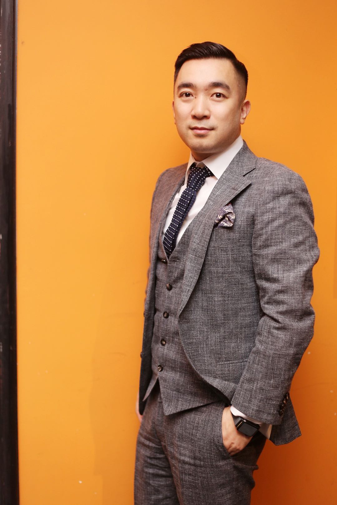 Kevin Jiang, president of international, JD.com fashion