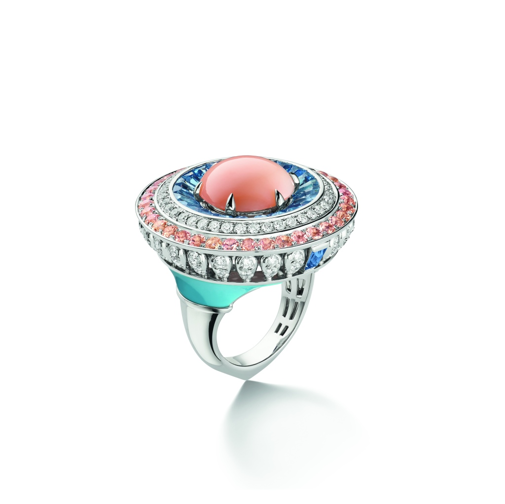 A Chaumet ring.