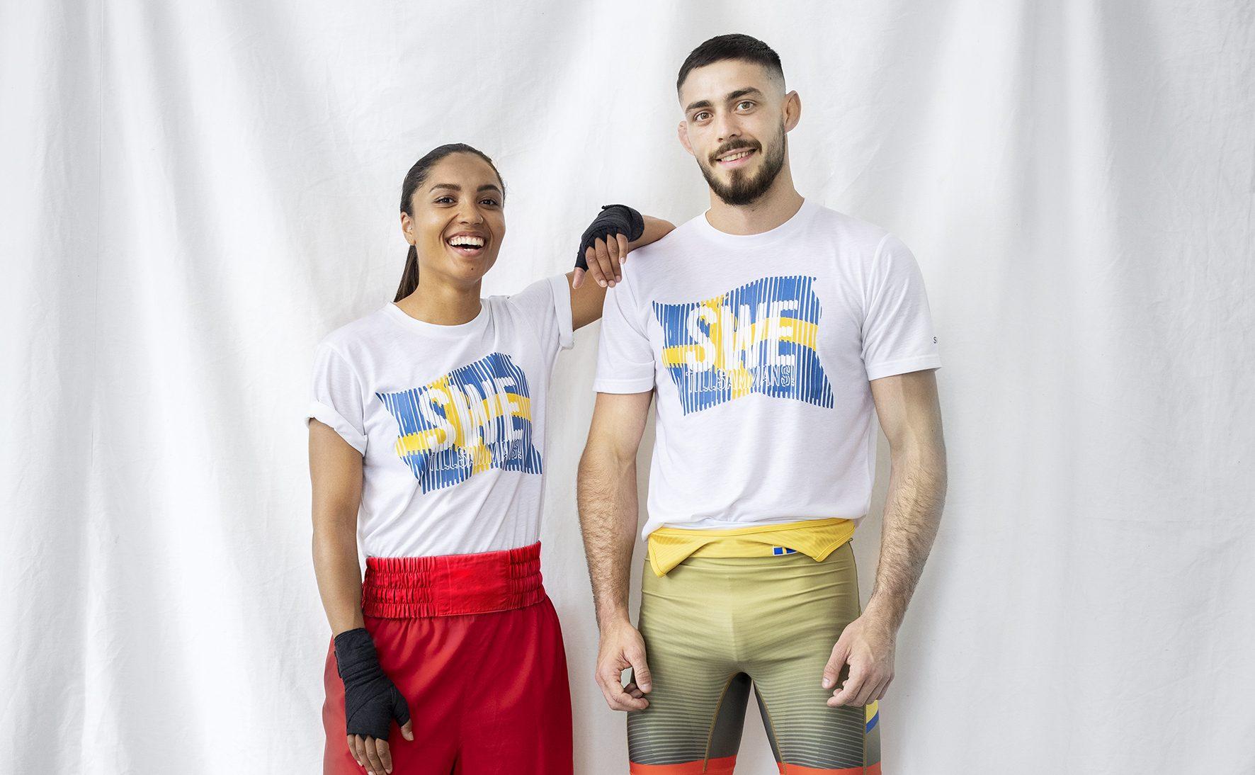 Uniqlo Team Sweden