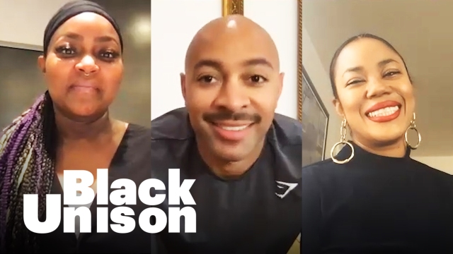Black Unison | Voices of Makeup