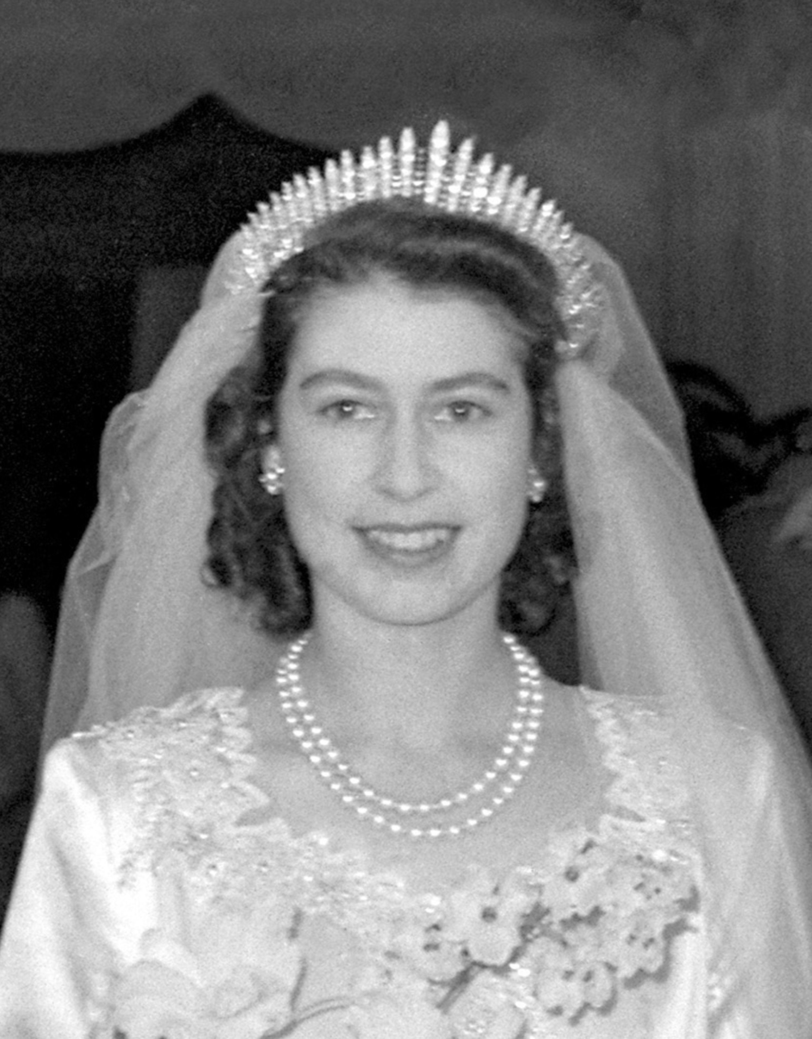 Queen Elizabeth's Wedding