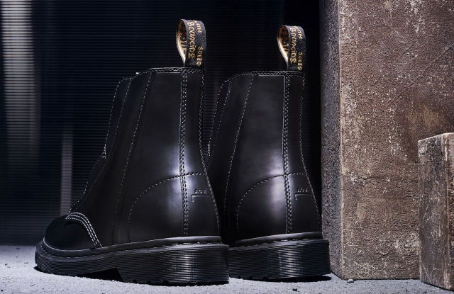 A-Cold-Wall's version of Dr. Martens' 1460 boot.
