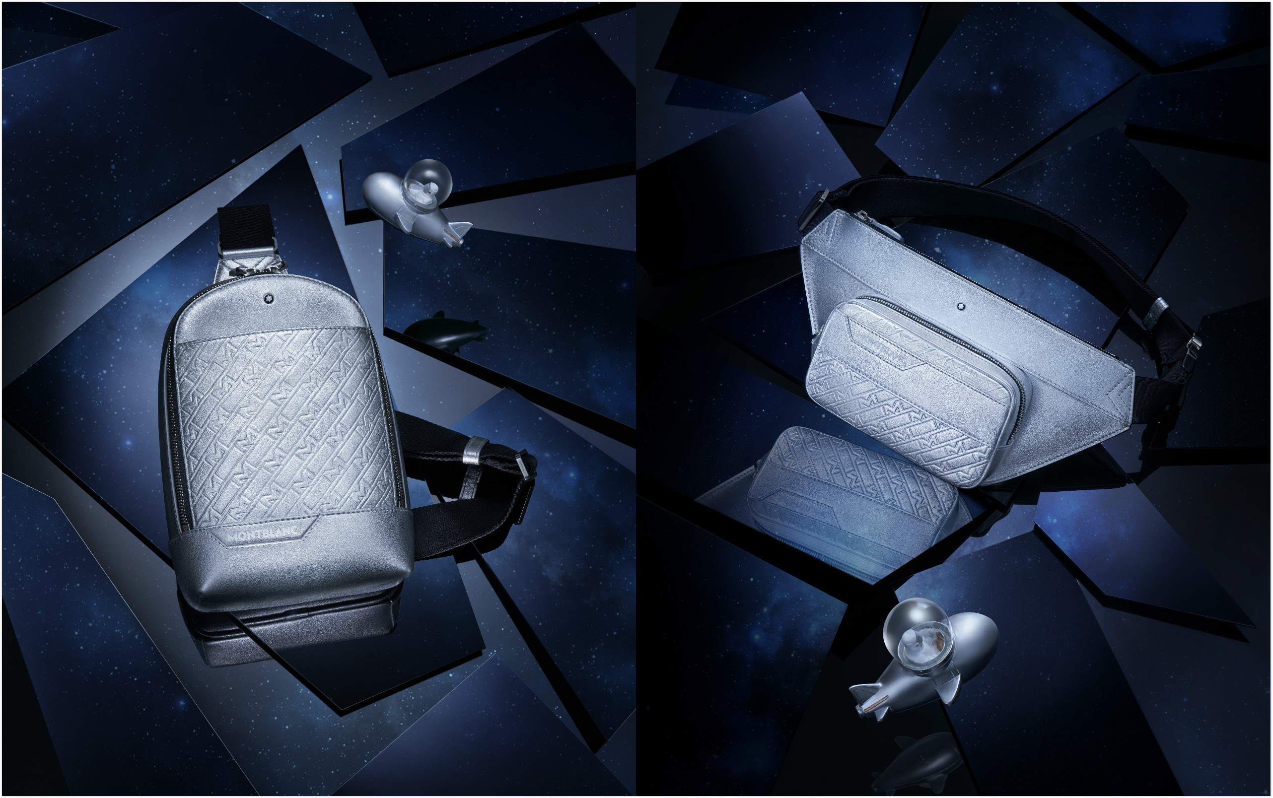 Crossbody Bags from Mr. Bags x Montblanc 2020 Chinese Valentine's Day Exclusive Collection.
