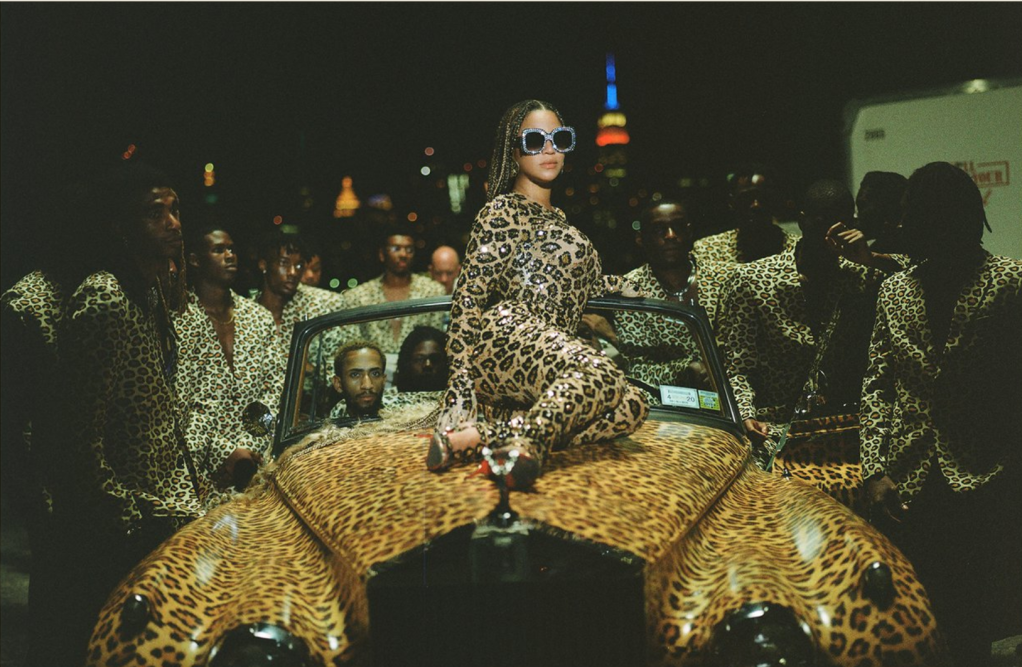 All the Striking Fashion Moments from Beyoncé's Black Is King Album