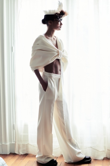 Bouchra Jarrar Couture Fall 2020