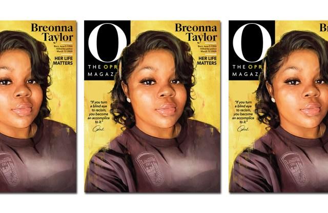 Breonna Taylor Oprah Magazine Cover