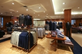 The Brooks Brothers Madison Ave. flagship., photographed on April 19, 2018 in New York.