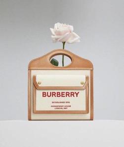Burberry x Mr. Bags