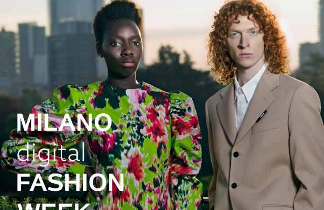Milan Digital Fashion Week