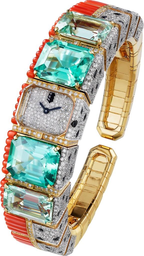 Cartier's Panthère watch.