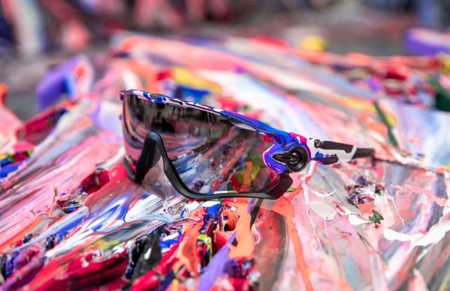 Oakley Jawbreaker Kokoro glasses