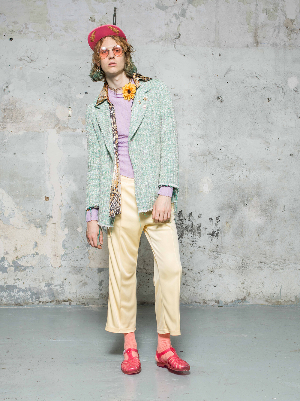 A look from Cool TM Spring 2021