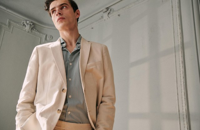 The Foster suit from Semaine