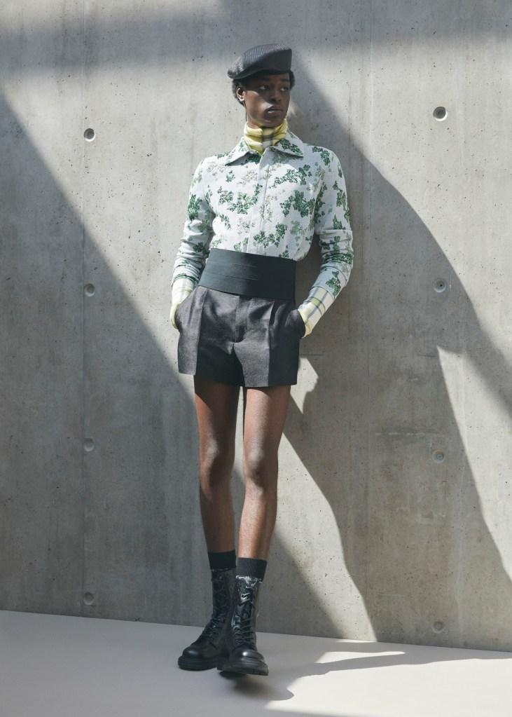 Dior Men's Spring 2021