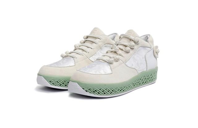 Shang Xia's Shuneaker shoe.