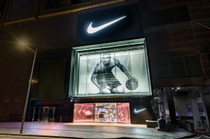 Nike Rise stores are intended to be experiential and digitally enabled.