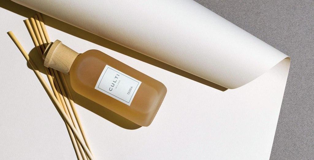 Culti Milano home fragrance diffuser.