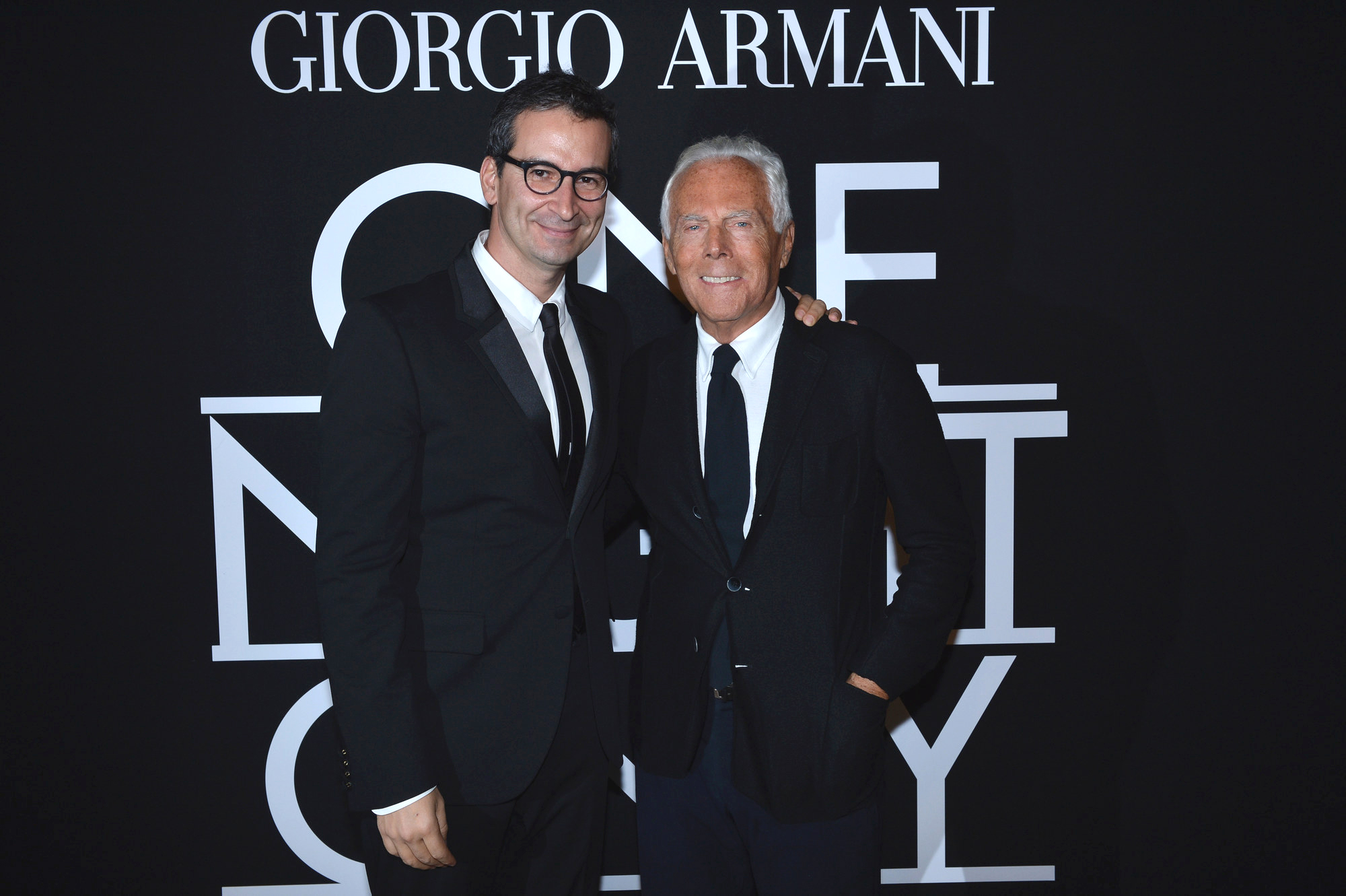 Event: (id=84491) Giorgio Armani - One Night Only New YorkLocation: New YorkPeople: Marchetti Federico, Armani Giorgio