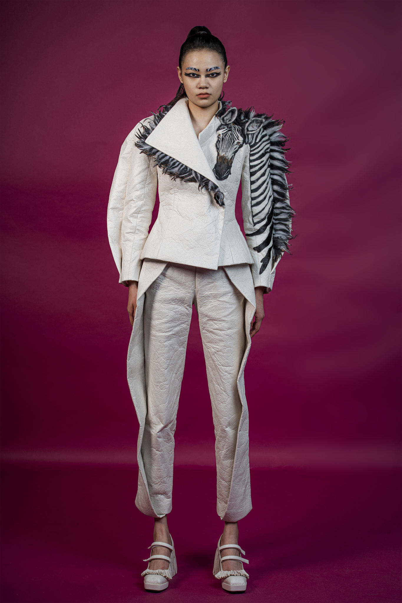 Guo Pei Couture Fall 2020