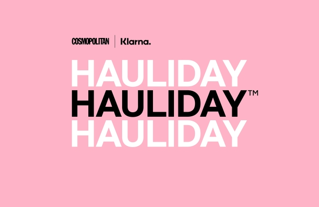 Hauliday by klarna and cosmo