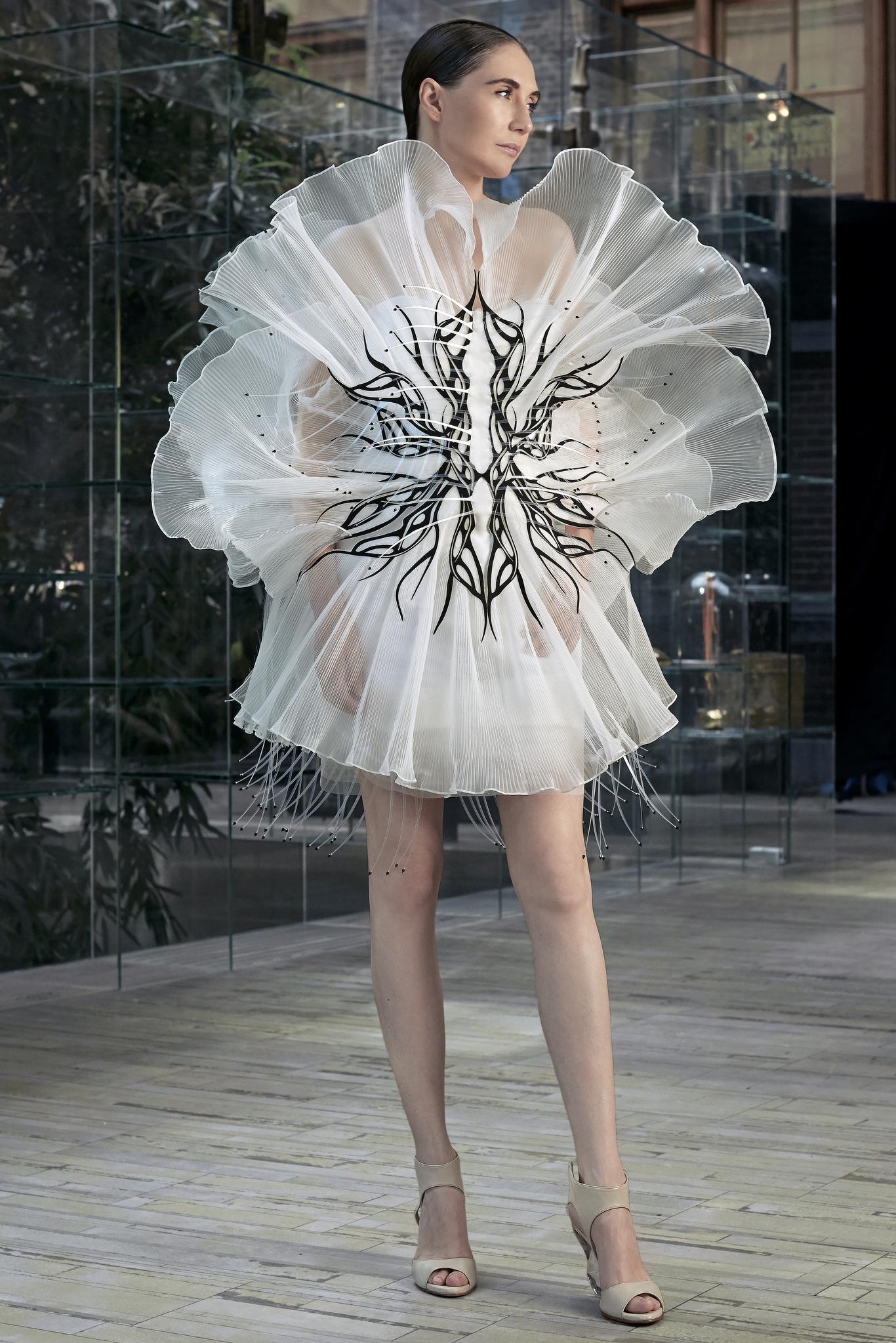 Iris Van Herpen Couture Fall 2020