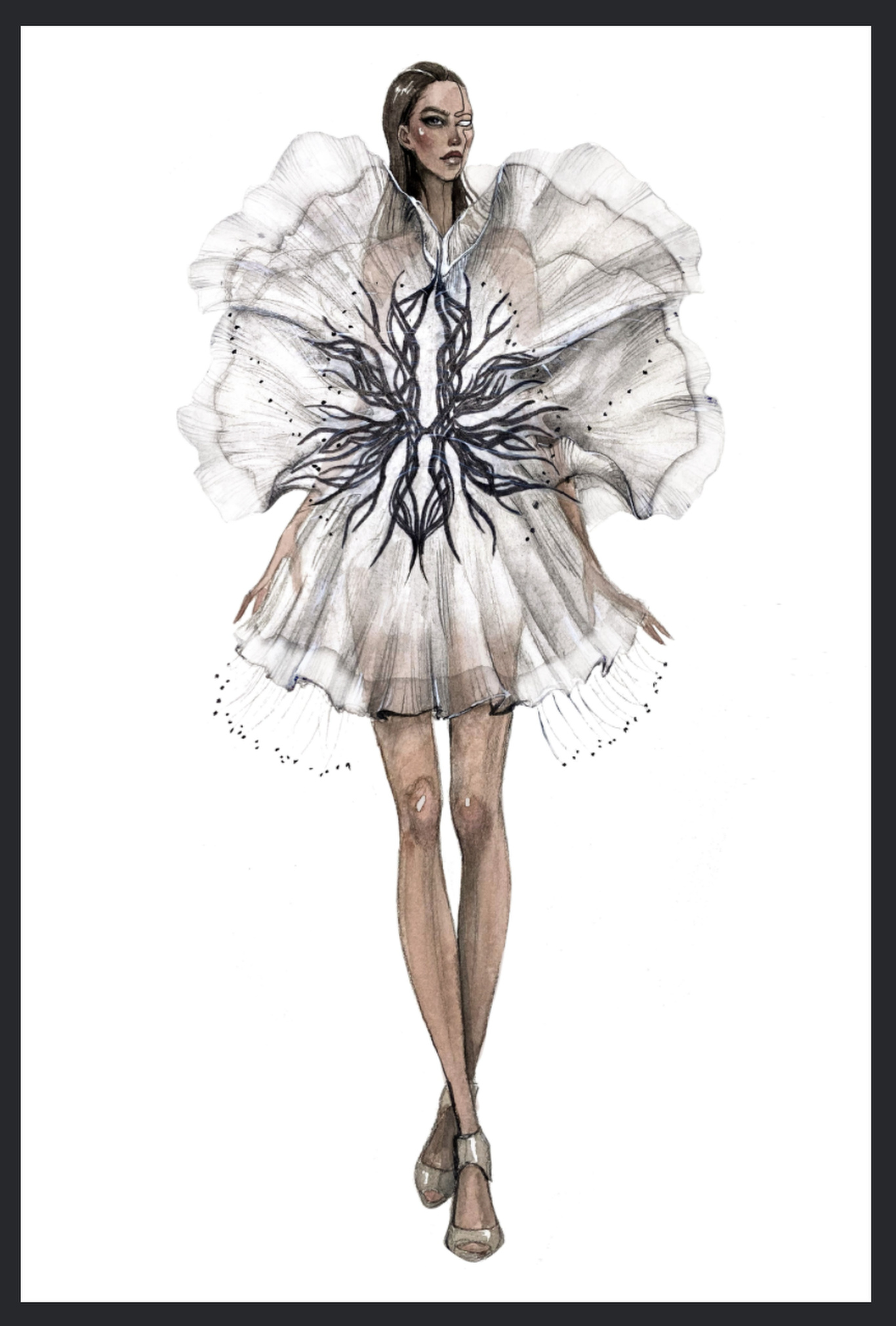From Sketch to Screen: Paris Couture Week Goes Digital