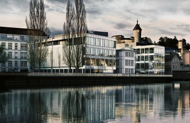 IWC Schaffhausen headquarters