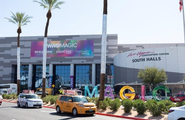 MAGIC at the Las Vegas Convention Center.