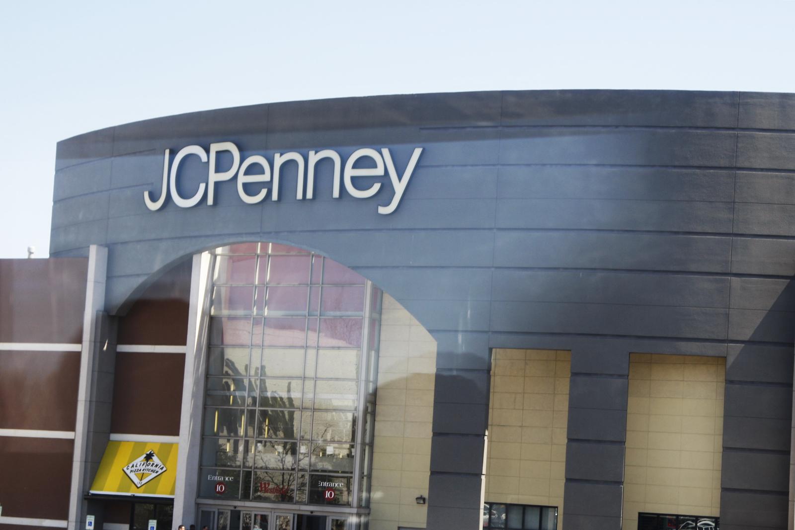 JC Penney's
