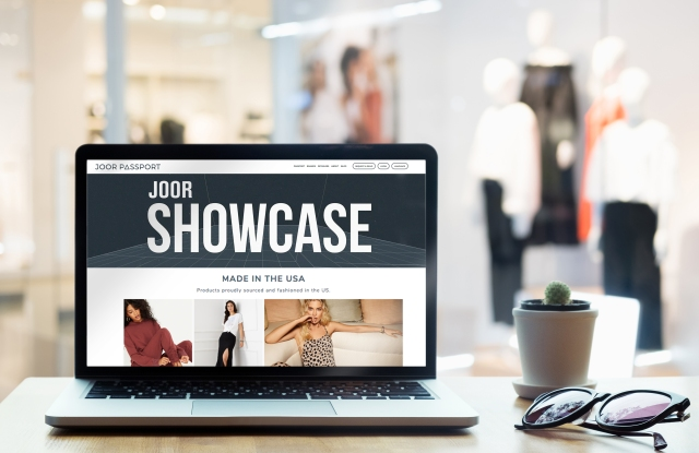 The Joor Showcase online market for contemporary fashion launches Tuesday this week.