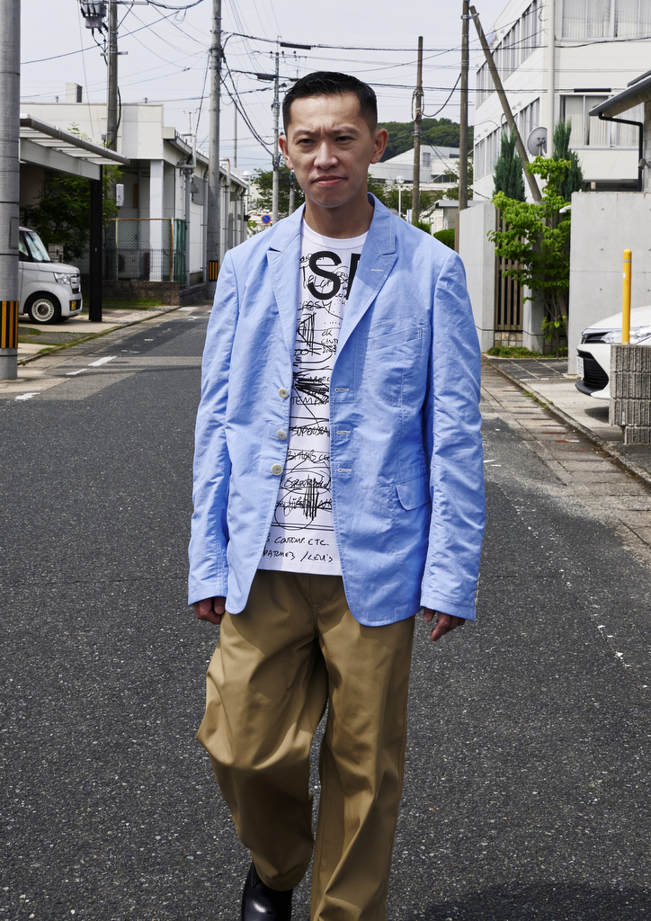Junya Watanabe Men's Spring 2021