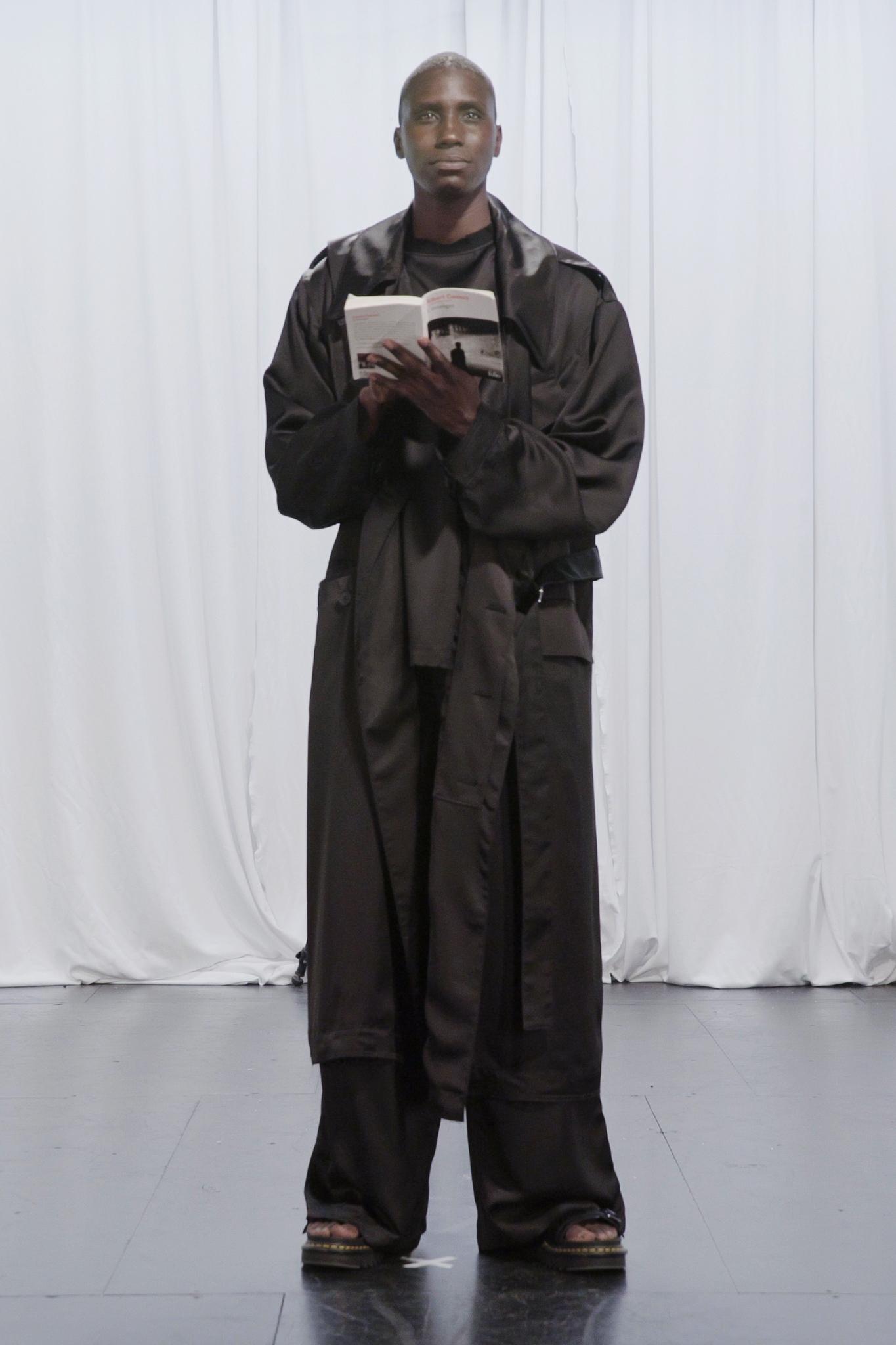 Louis Gabriel Nouchi Mens Spring 2021