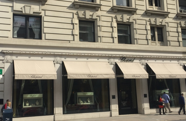 Chopard's Madison Avenue flagship will be replaced by a Fifth Avenue flagship.