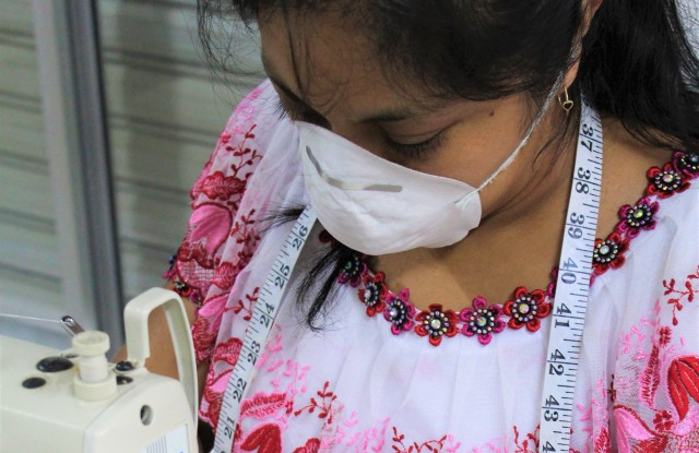 Indigenous women in Guatemala have been making masks to ship to epicenters of the virus.