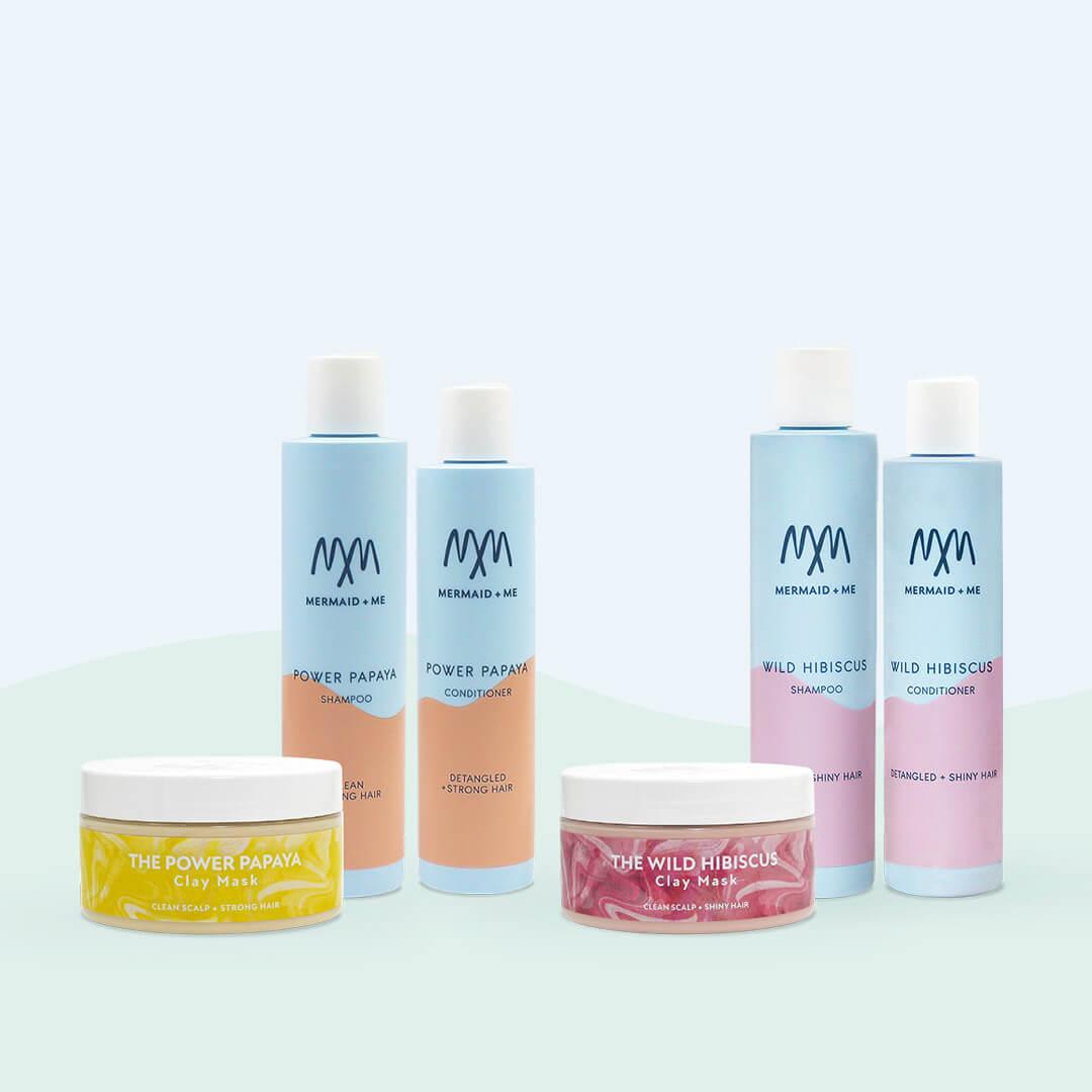 Mermaid+Me products