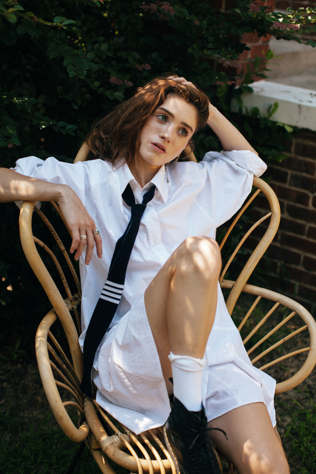 Natalia Dyer on 'Yes, God, Yes,' and Lessons for Her Teenage Self – WWD