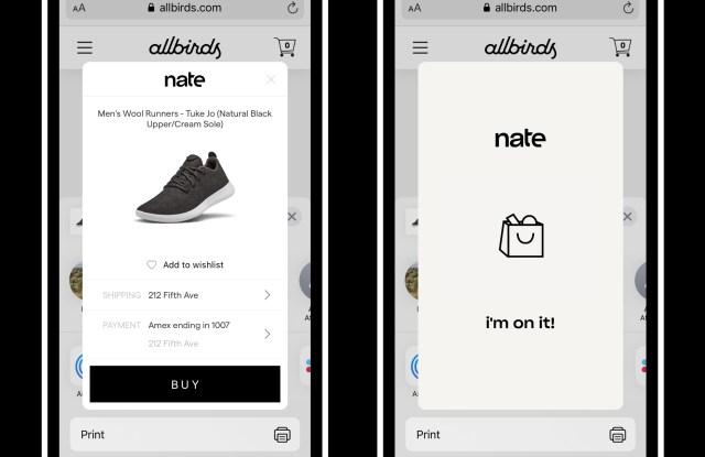 nate mobile app