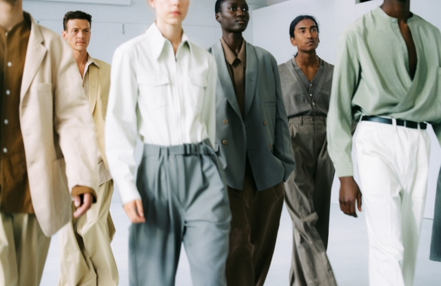 Looks from Lemaire