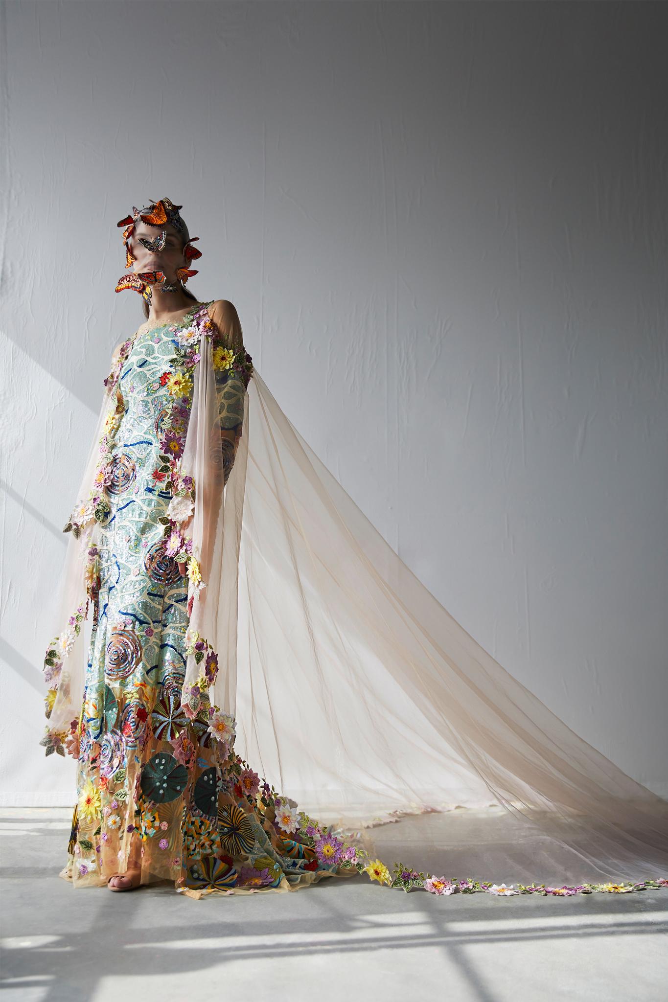 Rahul Mishra Couture Fall 2020