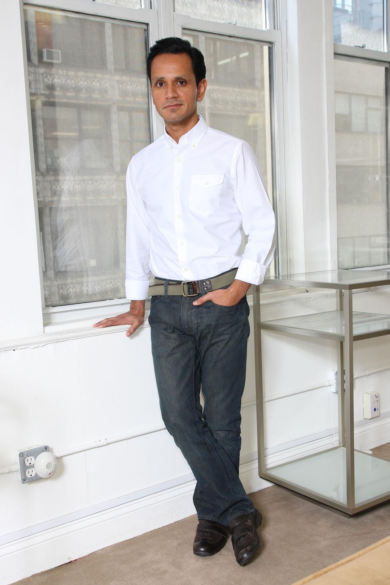 Raul Melgoza